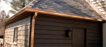 Copper Gutter Repair Amp Installation Great Lakes